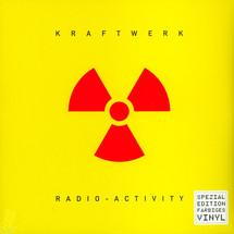 Kraftwerk - Radio-Activity (Transparent Yellow Vinyl) English Version [LP]