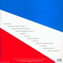 Kraftwerk - Tour De France (Transparent Blue/Red Vinyl) English Version [2LP]