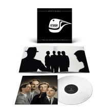 Kraftwerk - Trans-Europa Express (Clear Vinyl) German Version