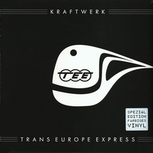 Kraftwerk - Trans-Europe Express (Clear Vinyl) English Version [LP]