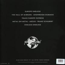 Kraftwerk - Trans-Europa Express (Clear Vinyl) English Version [LP]
