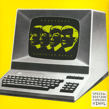 Kraftwerk - Computer World (Yellow Vinyl) English Version [LP]