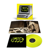 Kraftwerk - Computerwelt (Yellow Vinyl) German Version