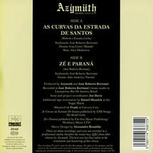 """Azymuth - As Curvas Da Estrada De Santos / Ze E Parana (Demos) [7""""]"""