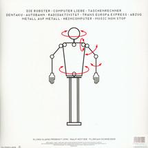 Kraftwerk - The Mix (White Vinyl) German Version [2LP]
