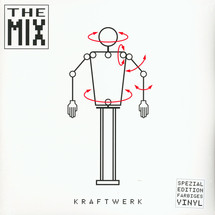 Kraftwerk - The Mix (White Vinyl) English Version [2LP]