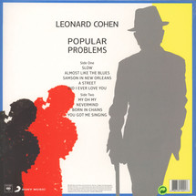 Leonard Cohen - Popular Problems [LP+CD]