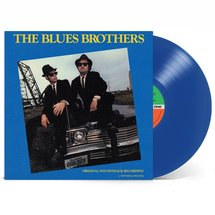 The Blues Brothers - The Blues Brothers (OST) (Blue Vinyl) [LP]