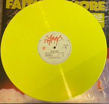 Faith No More - The Real Thing (Yellow Vinyl) [LP]