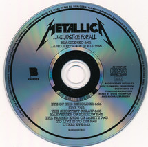Metallica - ...And Justice For All (Remastered) [CD]