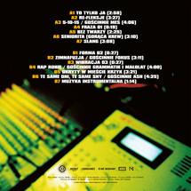 Pezet/Noon - Muzyka Klasyczna - (limitowana Kolekcja 33 Obroty/180gr/gold)