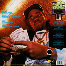 Ice-T - Rhyme Pays (Yellow Transparent Vinyl)
