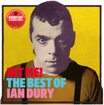 Ian Dury - Hit Me! The Best Of Ian Dury (White Vinyl) [2LP]