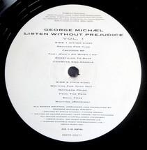 George Michael - Listen Without Prejudice Vol 1 [LP]