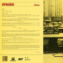 Spaza - Uprize! OST [LP]