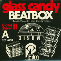 Glass Candy - Beat Box (Remastered / Gatefold Cover)