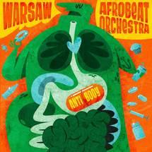 Warsaw Afrobeat Orchestra - Antibody (Limited Edition Transparent Green / White Splatter Vinyl)