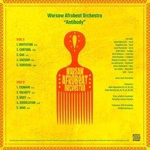 Warsaw Afrobeat Orchestra - Antibody (Limited Edition Transparent Green Vinyl) [LP]