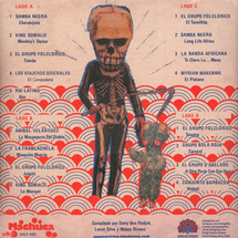 VA - La Locura de Machuca 75-80 (Gatefold Cover / 2LP+Booklet)