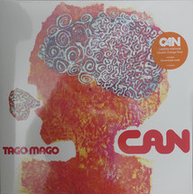 Can - Tago Mago (Orange Vinyl) [2LP]
