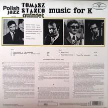 Tomasz Stańko Quintet - Music for K (RSD) [LP]
