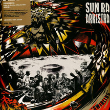 Sun Ra - Swirling (Limited Gold Colored Edition)