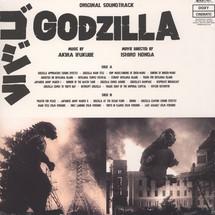 Akira Ifukube - Godzilla OST [LP]