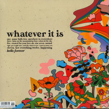 Hello Forever - Whatever It Is (Limited Colored Vinyl Edition)