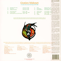 Gratien Midonet - A Cosmic Poet From Martinique (1979-1989)