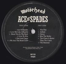 Motorhead -  Ace Of Spades (40th Anniversary) [3LP]