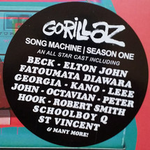 Gorillaz - Song Machine: Season One (Deluxe Edition) [2LP+CD]