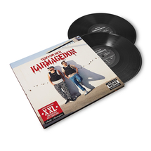 TEDE - Karmagedon XXL BLACK [2LP]