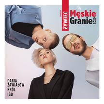 V/A - Męskie Granie 2020 (Blue Vinyl)