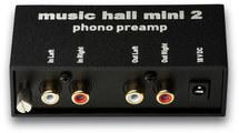Przedwzmacniacz gramofonowy / Music Hall - Mini 2 Phono Preamp