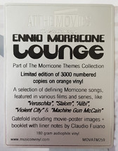 Ennio Morricone - Themes: Lounge (Orange Vinyl) [2LP]