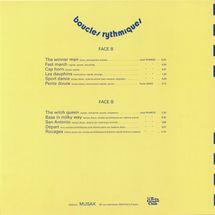 Jose Pharos - Boucles Rhythmiques