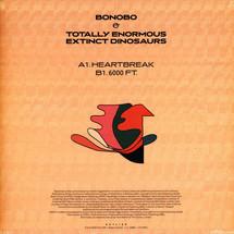 Bonobo / Totally Enormous - Heartbreak (12inch+MP3)