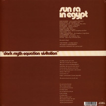 Sun Ra - Dark Myth Equation Visitation