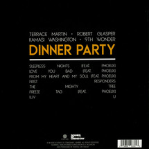 Terrace Martin / Robert Glasper / Kamasi Washington /  9th Wonder - Dinner Party