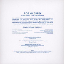 Rob Mazurek Exploding Star Orchestra - Dimensional Stardust [LP]