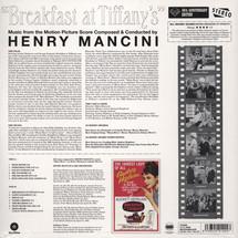 Henry Mancini - Breakfast At Tiffany