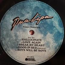 Dua Lipa -  Future Nostalgia [LP]