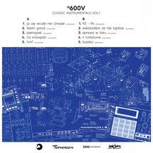 DJ 600 Volt - Classic Instrumentals Vol.1 [LP]