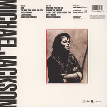Michael Jackson - Bad (Picture Disc)