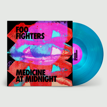 Foo Fighters - Medicine At Midnight (Blue Vinyl Exclusive) [LP]