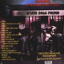 Tha Dogg Pound - Dogg Food (Oceania Blue Vinyl) (RSD)