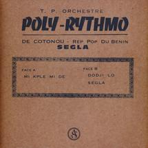T.P. / Orchestre Poly-Rythmo De Cotonou - Segla
