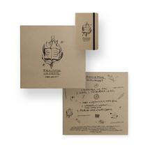 Meek, Oh Why? - Rękopisy nie płoną 1LP 45RPM + notes (Limitowana Edycja Specjalna) [Pakiet]
