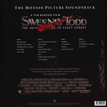Stephen Sondheim  - Sweeney Todd: The Demon Barber Of Fleet Street OST