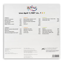 Perfect - Live, April 1.1987 [3LP]